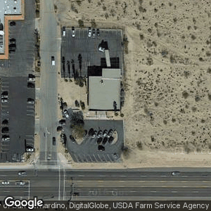 JOSHUA TREE POST OFFICE