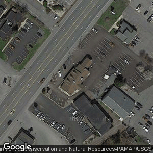 SHAMOKIN DAM POST OFFICE