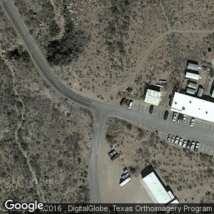 BIG BEND NATIONAL PARK POST OFFICE