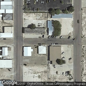 FORT STOCKTON POST OFFICE